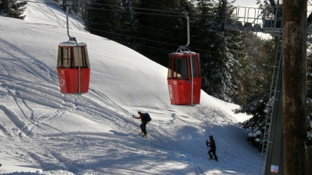 sciare a selvino