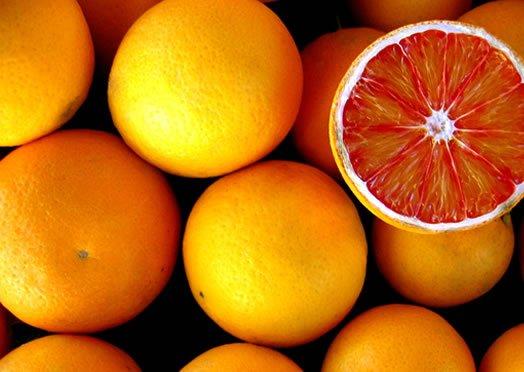 Cucina pugliese - Antipasto di arance