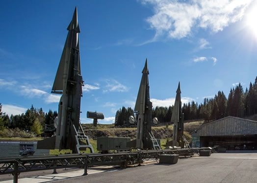 Cold war museum in Trentino