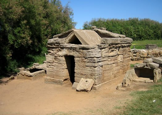 Parco archeologico in Val di Cornia