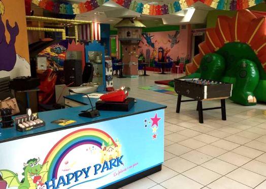 Indoor Spielpark in den Abruzzen