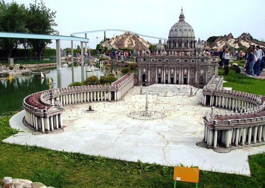 Parco tematico Italia in Miniatura, Rimini