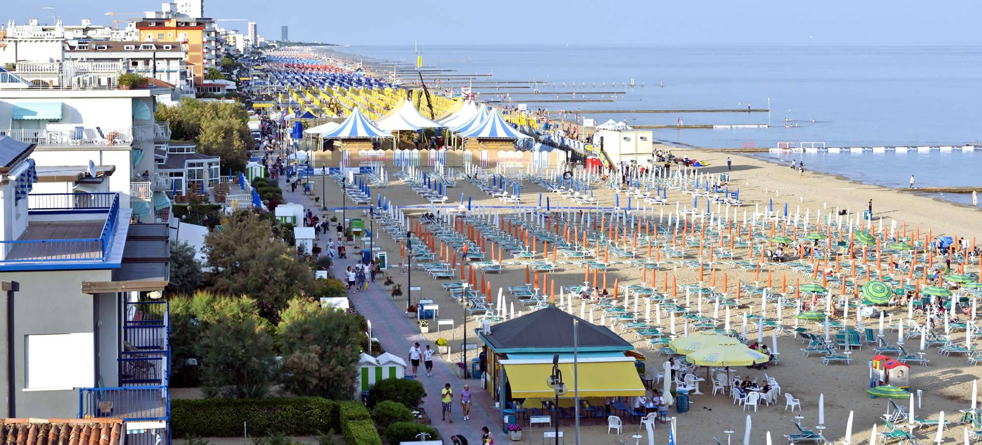 Family Hotels in Jesolo