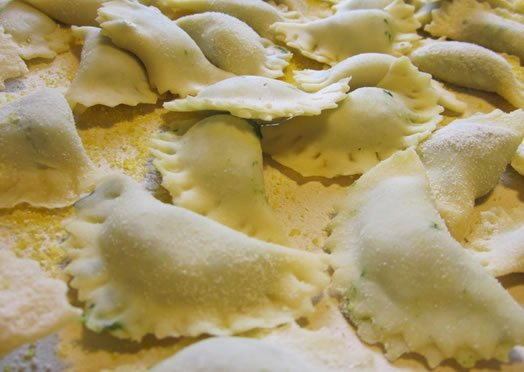 Traditional South Tyrol cuisine