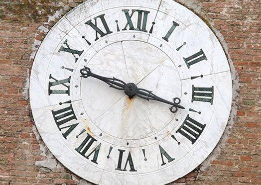 Museo dell'Orologio da Torre a Tovo San Giacomo