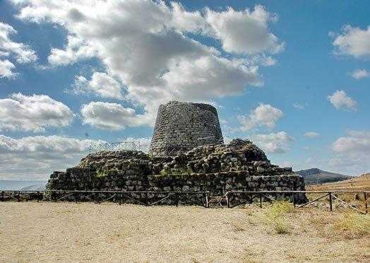 Sardinian ancient homes