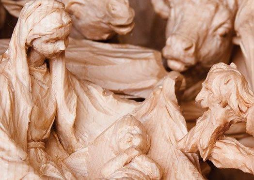 Sculture in legno