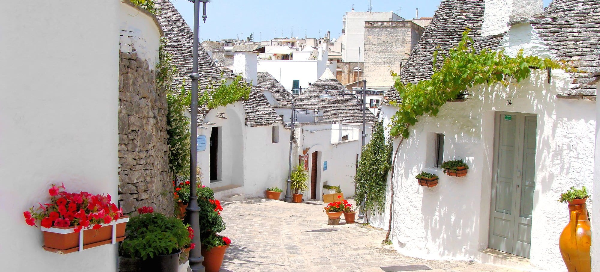 Familienhotels in den Apulien
