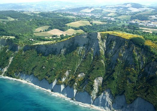 Natural park in Pesaro