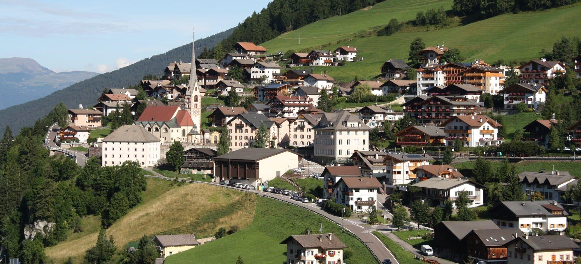 Familienhotels in St. Christina in Gröden