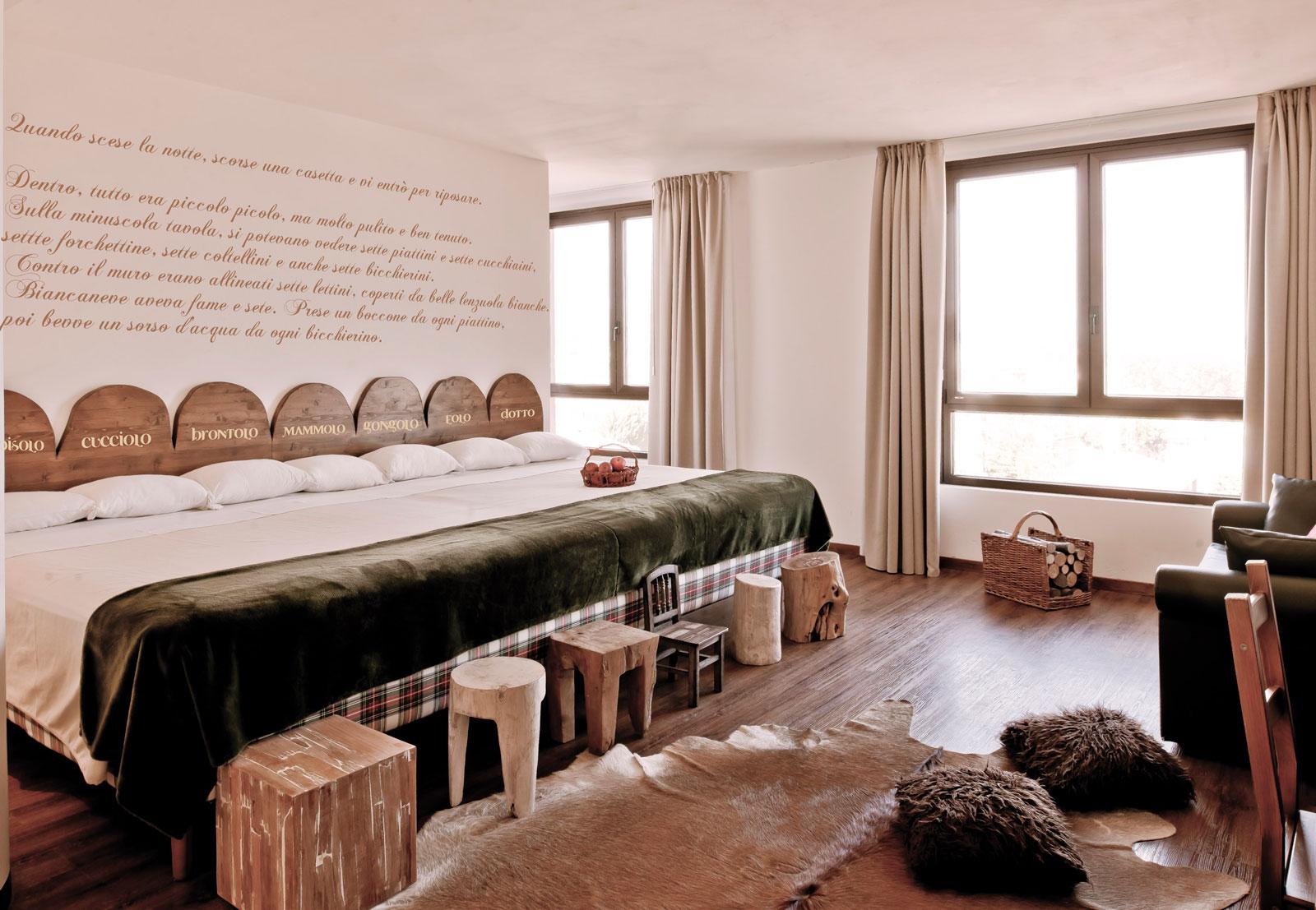 L albergo dell orso bo 3 stelle senigallia - Camere da letto bellissime ...