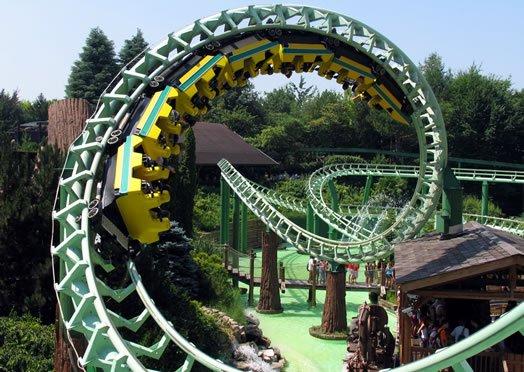 Parco divertimenti Gardaland, Castelnuovo del Garda (VR)