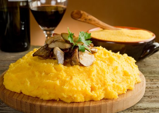 Cucina tipica del Trentino