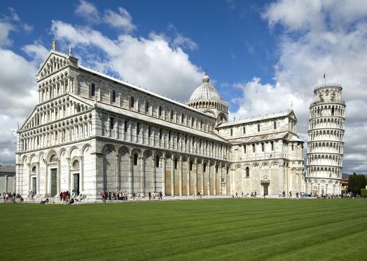 Duomo e torre di Pisa