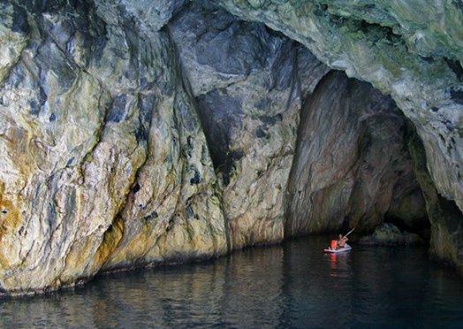 Grandi Grotte - Scalea