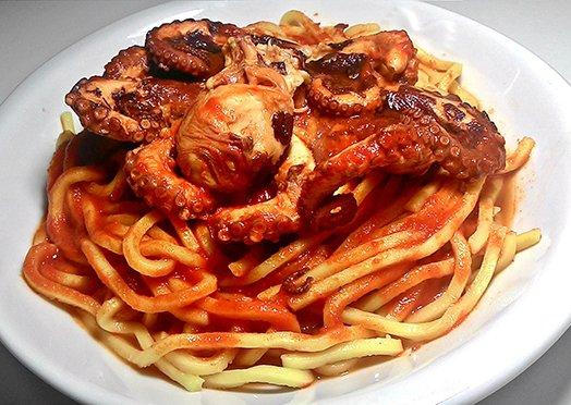 Traditionell italienische Küche