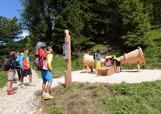 Fattorie didattiche sulle Dolomiti