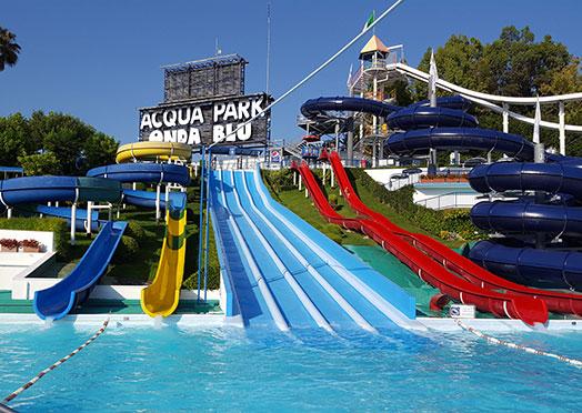 Parco acquatico Onda Blu
