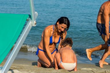 ISCHIA ISLAND : September kids and beach free!